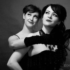 Lorraine and Helen
