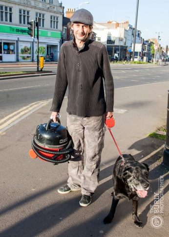 170402 Roger and Dog